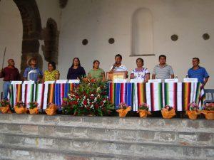 PREMIO NACIONAL DE DERECHOS HUMANOS EN RECONOCIMIENTO A LA LUCHA PACÍFICA DEL COPUDEVER