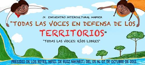 Realizarán encuentro nacional en defensa del río San Pedro Mezquital