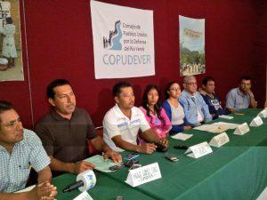 """CFE y PAN presionan a comunidades a aceptar proyecto """"Paso de la Reina"""""""