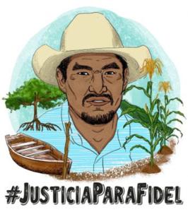 Con dibujos y videos, inicia campaña artística para exigir justicia para Fidel Heras Cruz