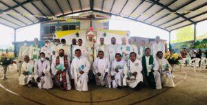 Obispo exige justicia por los cinco asesinatos de los defensores del Río Verde