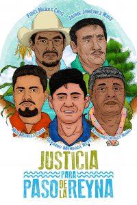 COPUDEVER y REDECOM, seis meses exigiendo justicia para Paso de la Reyna
